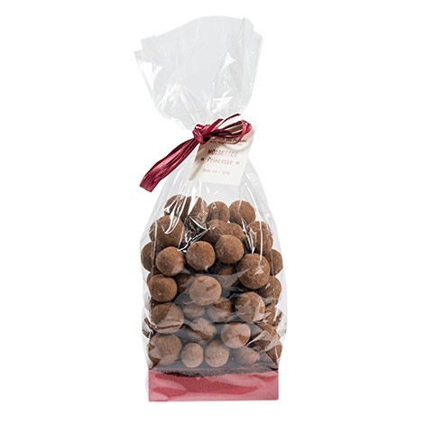Noisettes au chocolat