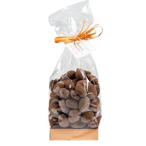 Amandes au Chocolat au Lait 250gr (MÉDAILLE DE BRONZE 2014)