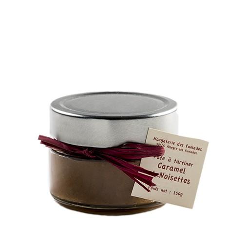 Pâte à tartiner Caramel Noisette