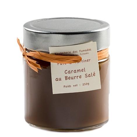 Pâte à tartiner Caramel au Beurre Salé 250 grs